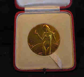 Queen's Gold Medal for Poetry: Awarded 1967