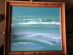 A Bob Tilling Painting